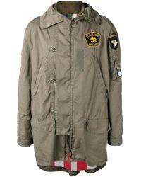 History Repeats | Green Zip Up Jacket for Men | Lyst