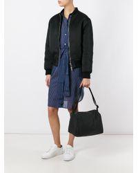 MM6 by Maison Martin Margiela   Black Shopping Shoulder Bag   Lyst