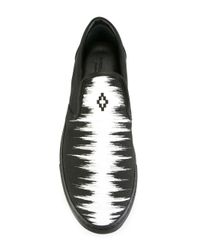Marcelo Burlon | Black Slip-on Sneakers for Men | Lyst