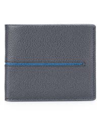Tod's | Blue Contrast Billfold Wallet for Men | Lyst