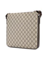 Gucci Multicolor Gg Supreme Messenger Bag for men