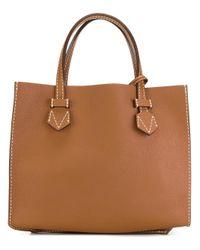 Moreau | Brown Medium Tote Bag | Lyst