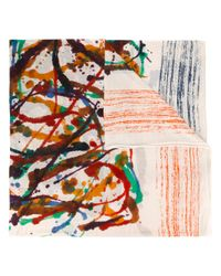 Faliero Sarti | Multicolor - Printed Scarf - Women - Modal - One Size | Lyst
