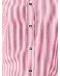 MSGM Red Giampolo Shirt for men