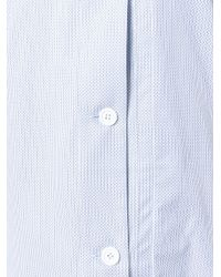 Céline - Blue - Pointed Collar Shirt - Women - Cotton - 38 - Lyst