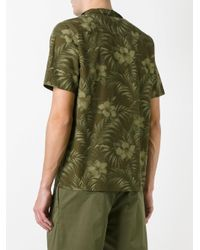 Natural Selection - Green Agra Olive Tropic Shirt for Men - Lyst
