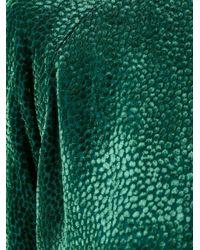 Roseanna Green Devoré Blouse