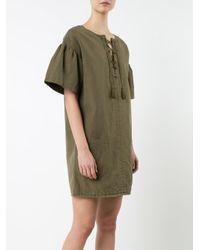 Ulla Johnson Green Marcelle Dress