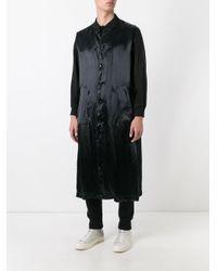 Comme des Garçons Black 2011 Re-edition 1989 Staff Coat for men