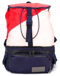 Adidas By Stella McCartney - Blue Run Convertible Backpaclk - Lyst