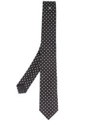 Givenchy | Black Star Tie for Men | Lyst