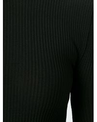 Cecilia Prado - Black Knitted Blouse - Lyst