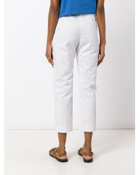 Sofie D'Hoore White Prior Trousers