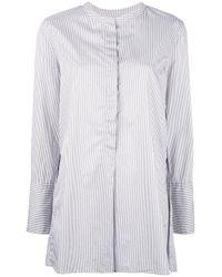 Isabel Marant White Louis Shirt