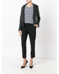 OSMAN Black Audrey Trousers