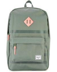Herschel Supply Co. - Green Front Pocket Backpack for Men - Lyst