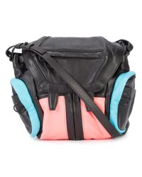 Alexander Wang | Black Compartment Backpack | Lyst