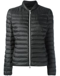 Peuterey | Black Down-padded Jacket | Lyst