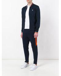 Polo Ralph Lauren - Blue Stripe Side Jogging Trousers for Men - Lyst