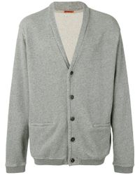 Barena | Gray Carl Cardigan for Men | Lyst
