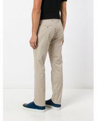Lardini Natural Basic Xino Trousers for men
