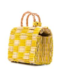 Heimat Atlantica - Yellow Tom Tom Mini Bag - Lyst
