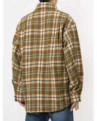 メンズ Wooyoungmi チェックシャツ Multicolor