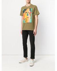 House of Holland - Green Banban T-shirt for Men - Lyst