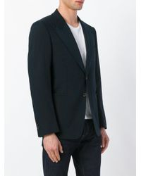 Tom Ford - Blue Two Button Blazer for Men - Lyst