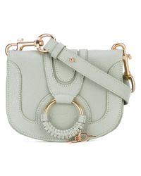 See By Chloé Green Hana O-ring Bag
