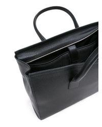 Cerruti 1881 Black Back Slip Pocket Briefcase for men