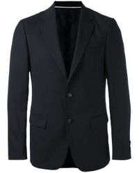 Z Zegna - Black Classic Blazer for Men - Lyst