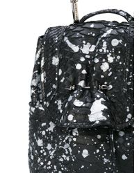 Yliana Yepez - Black Mini Capri Backpack - Lyst