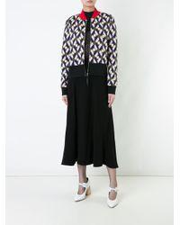 Marni   Multicolor Printed Jacquard Jacket   Lyst