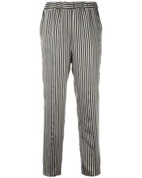 Jucca | Multicolor Striped Trousers | Lyst