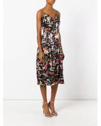 Vivetta Black Stella Di Mare Dress