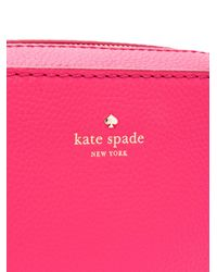 kate spade new york Pink Tassel Detail Crossbody Bag