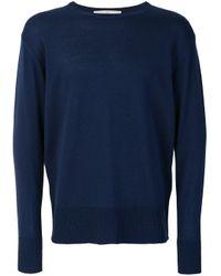 Classic sweatshirt Golden Goose Deluxe Brand pour homme en coloris Blue