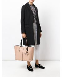 Tod's Multicolor Anj Large Tote