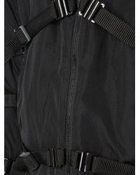 Cottweiler Black Puffer Sports Jacket for men