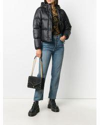 Versace Jeans フローラル バロック ボディスーツ Black