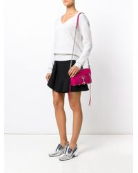 Rebecca Minkoff | Pink Mini Mac Crossbody Bag | Lyst