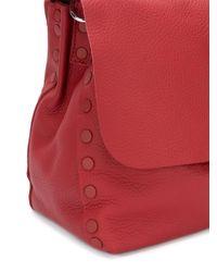 Zanellato | Red Medium Pura Tote | Lyst