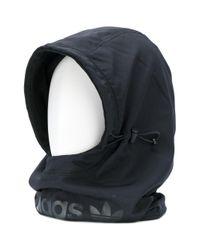 Adidas Originals Black Hood Hat for men