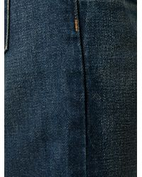 Burberry - Blue Slim Fit Jeans for Men - Lyst