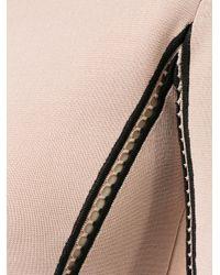 Dion Lee | Pink Density Ladder Knit Top | Lyst