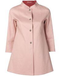 Veste à design réversible Herno en coloris Pink