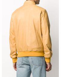 Chaqueta con botones en el cuello Jacob Cohen de hombre de color Brown