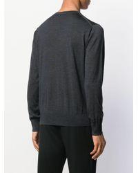 メンズ Z Zegna Vネック セーター Multicolor