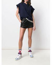 Felpa D-Beals Fashion Show smanicata di Zadig & Voltaire in Blue